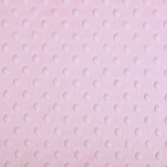 Minky babyrosa (Baby pink)