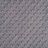 Minky grå (Charcoal)