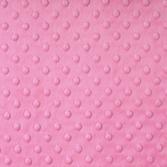 Minky rosa (Hot Pink)