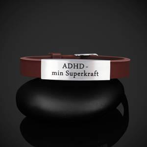 "Armband ""ADHD - min Superkraft"""