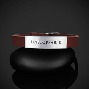"Armband ""UNSTOPPABLE"""
