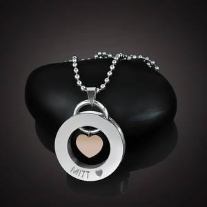 "Halsband Kärlek ""Mitt hjärta"""