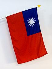 Taiwan Flagga