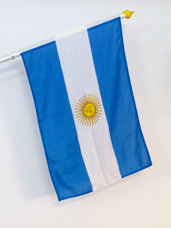 Argentina Flagga