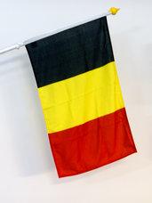 Belgien Flagga