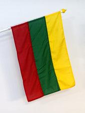 Litauen Flagga