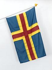 Åland Flagga