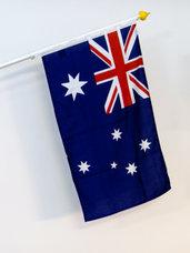 Austarlien Flagga