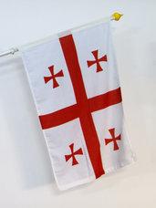 Georgien flagga