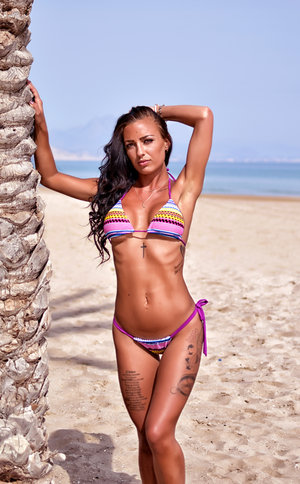 Brazilian Heat bikini