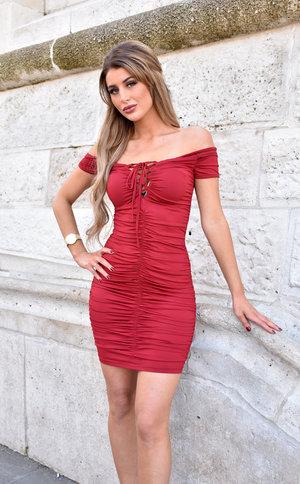Miss Diva Midi Dress
