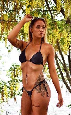 Black Pearl bikini
