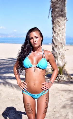 Miami beach bikini