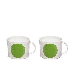 PRICK grön kopp X2