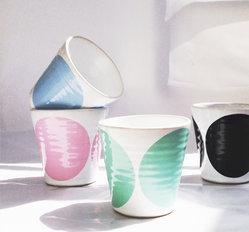 TINA kaffekopp  X4