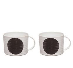 PRICK svart kopp X2