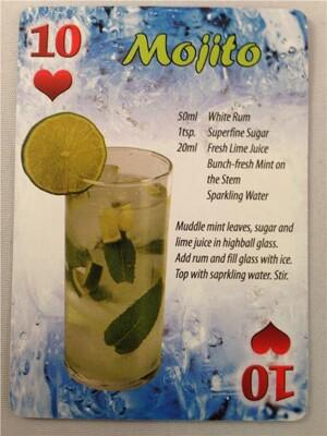 Cocktailrecept - Kortlek