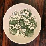 Gustavsberg Paul Hoff - Emma deep plate