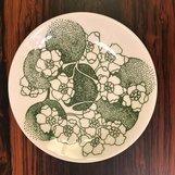 Gustavsberg Paul Hoff - Emma small plate