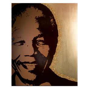 Furniture Mandela Art gold