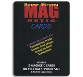 Magnetiskt Bicyclekort - Blå