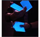 Neon Deck (Blue) by SansMinds