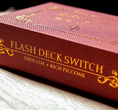 Flash Deck Switch 2.0 Improved by Shin Lim