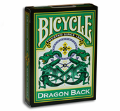 Bicycle Dragon Green