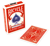 Bicycle Paris Back Limited Edition Red