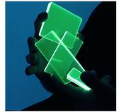 Neon Deck (Green) by SansMinds