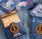 Bicycle Denim Playing Cards