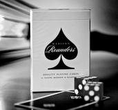 Madison Rounders Cards - Black