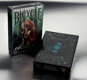 Bicycle Robotics Playing Cards