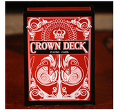 The Crown Deck Röd