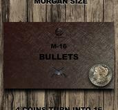 M-16 (Morgan) by Aleksandr Gold