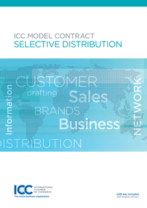 ICC Model Contract Selective Distribution, 2016