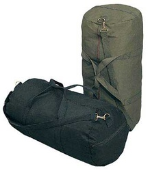 Duffelbag i canvas 28 L