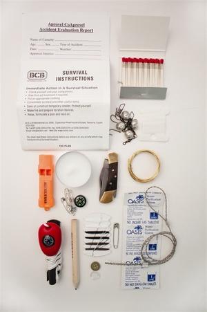 BCB Combat survival tin