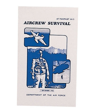 Överlevnadsmanual, US Air Force