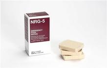 Nödkakor NRG-5 20 år
