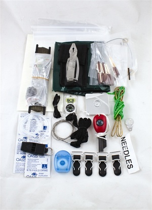 BCB Bushcraft survival kit