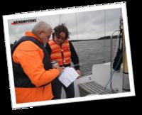 Båtpraktik Dager 2017-11-18 lördag 10-ca 13