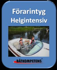 Förarintyg 2018 06 09 helg kl.9-17 Intensiv (9,10/6)