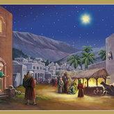 """Adventskalender """"Natten i Betlehem"""""""