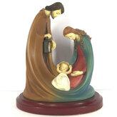 Heliga Familjen, 1 figur, fiberglas