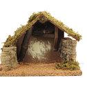 Tomt stall för julkrubba, nr 48