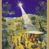 """Adventskalender """"Stjärnans strålar"""""""