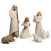 "komplett Julkrubba ""Nativity"" (Willow Tree)"