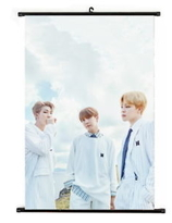"BTS  ""2018 Season's Greetings""  Mini   Affisch - Rap Monster , V , JIMIN"
