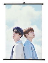 "BTS  ""2018 Season's Greetings""  Mini   Affisch - JIN & JUNGKOOK"